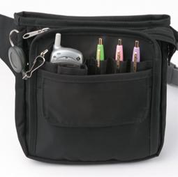 バッグの総合メーカーACE社監修 医療関連従事者向けウエストバッグ900-05