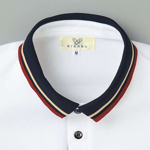 KIRAKUポロシャツCR140